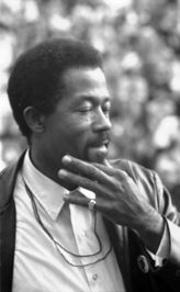 foto Eldridge Cleaver